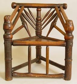Turners Chairs John Fiske Antiquing